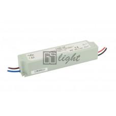 Блок питания для светодиодных лент 24V 35W IP65