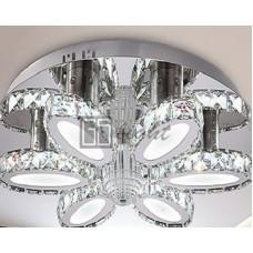 Хрустальная светодиодная люстра DW-8787
